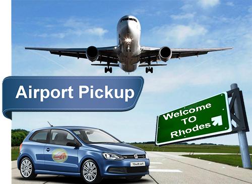 rent a car airport pickup, Diagoras Airport Pickup
